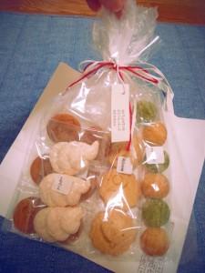 愉快なクッキー☆